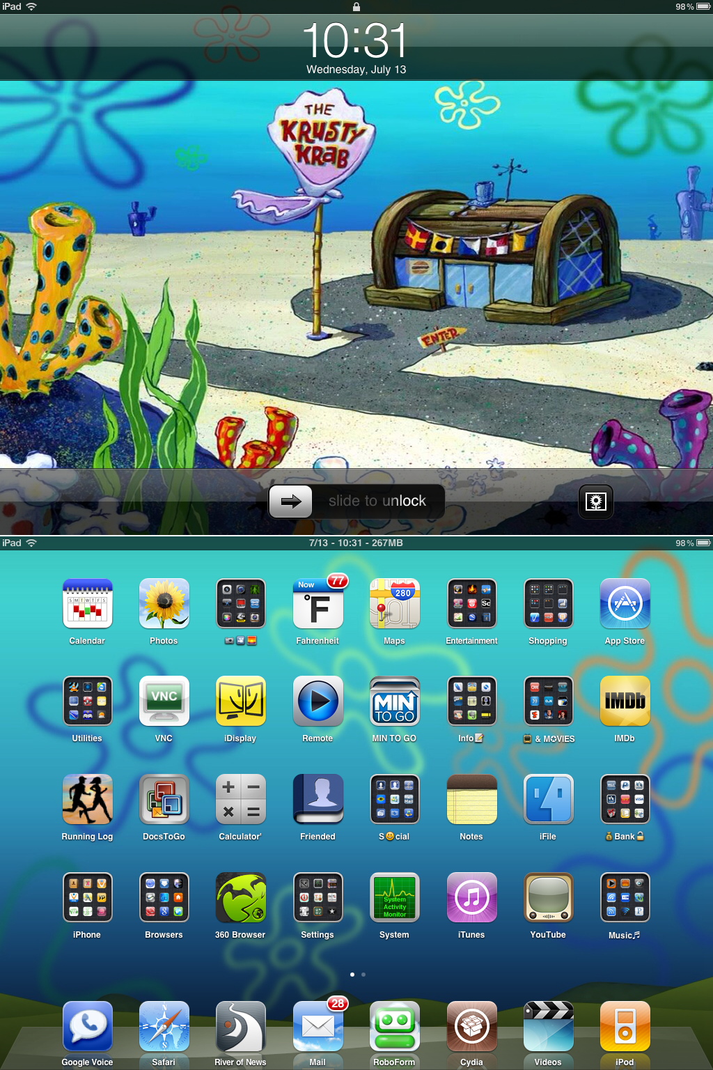 Jailbreak iPad air, mini - free iPad jailbreak iOS 8