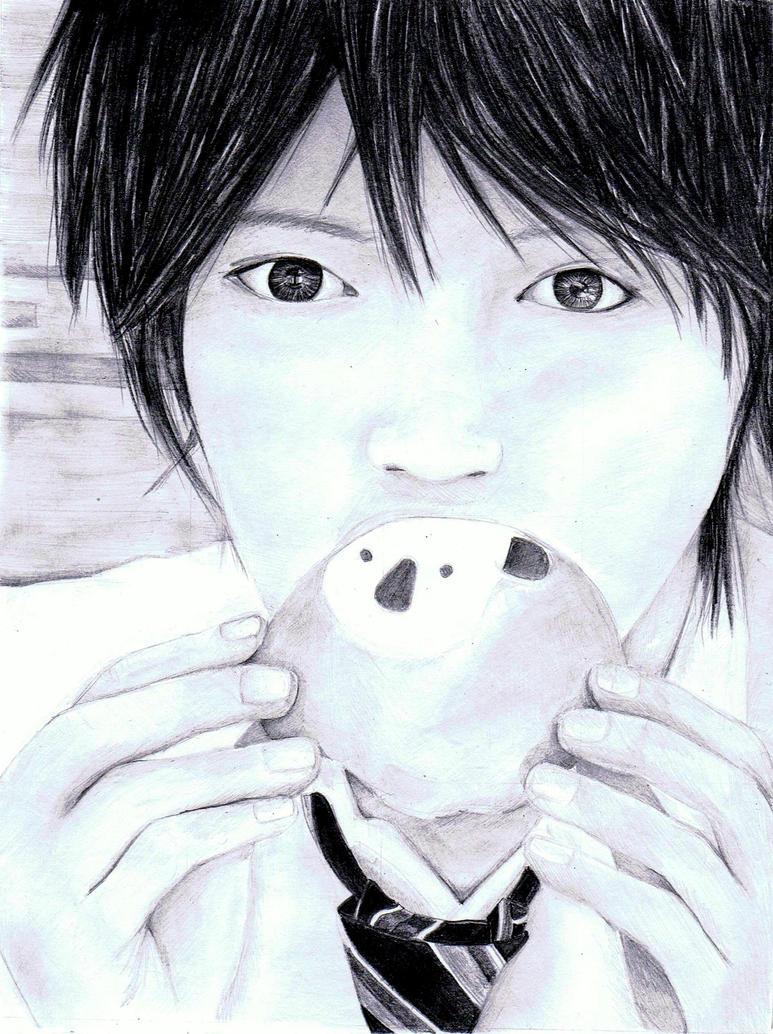 Yamamoto Yusuke by Liane13