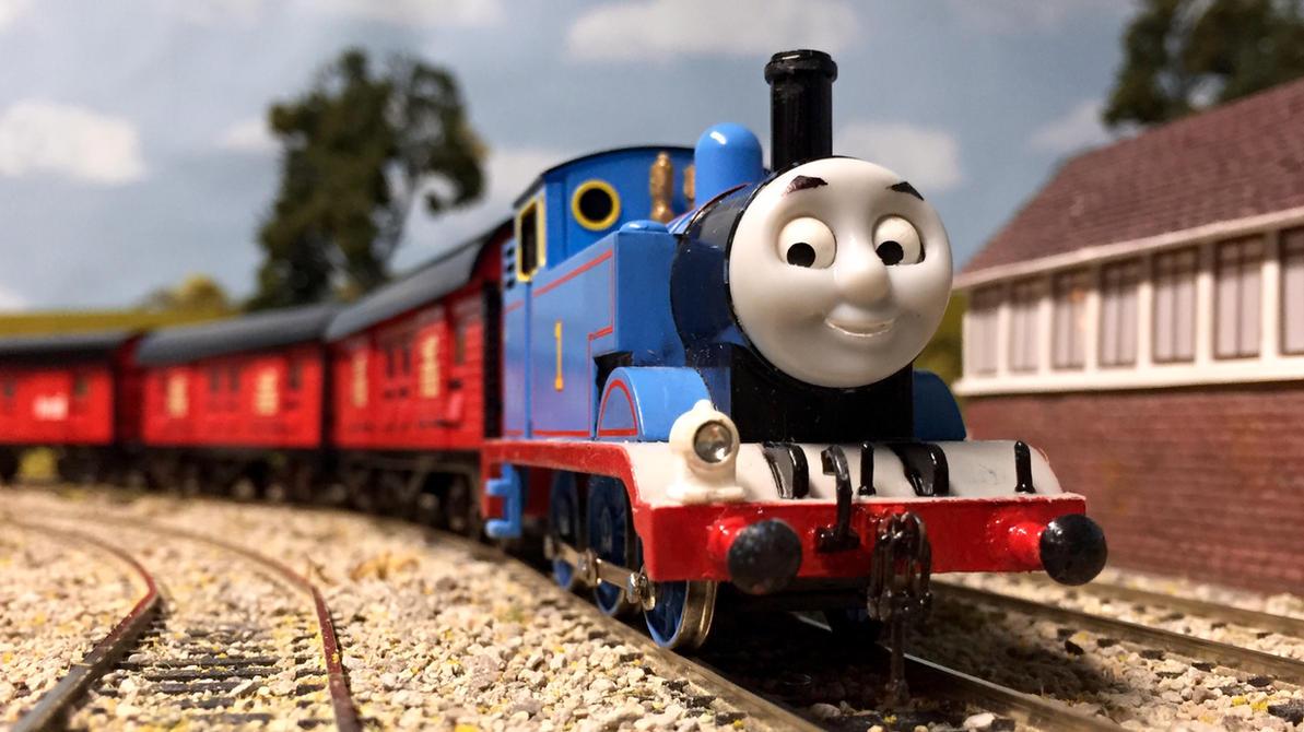 Easy Thomas Train Cake Ideas