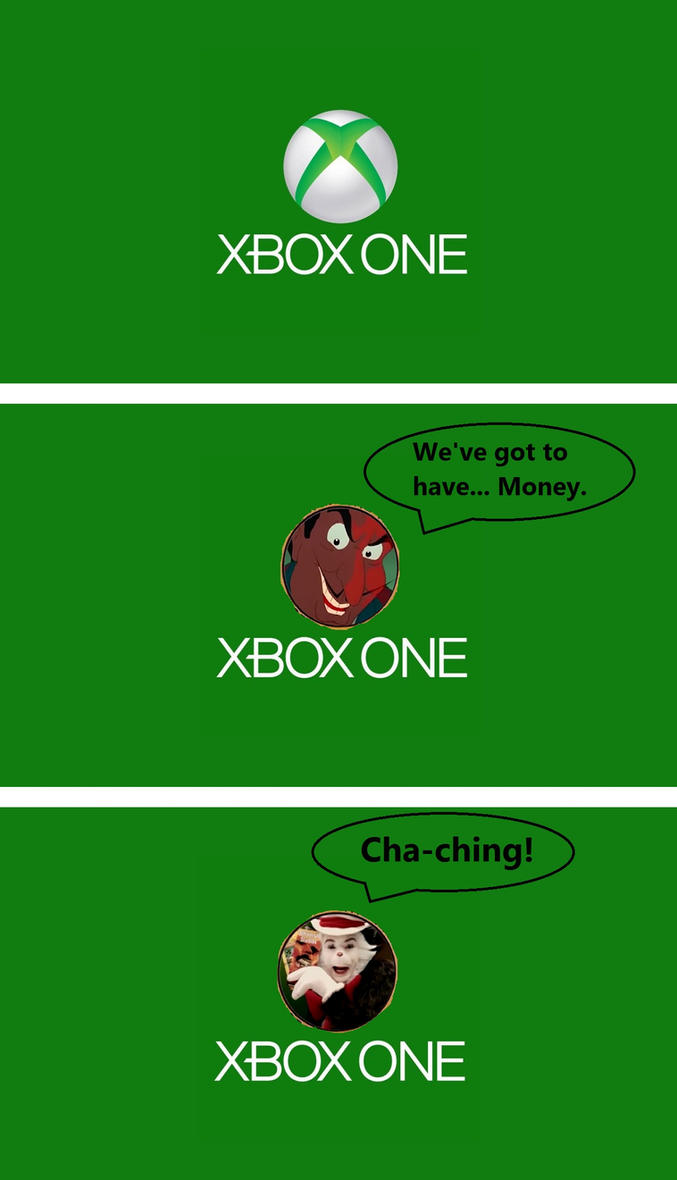D Line Drawings Xbox One : The new xbox one logo by cartoonfanboyone on deviantart