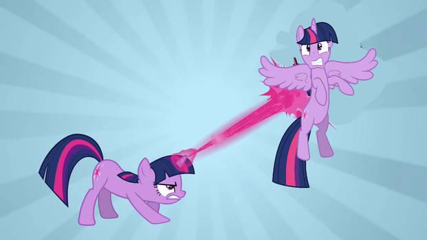 Twilight Sparkle vs. Twilight Sparkle