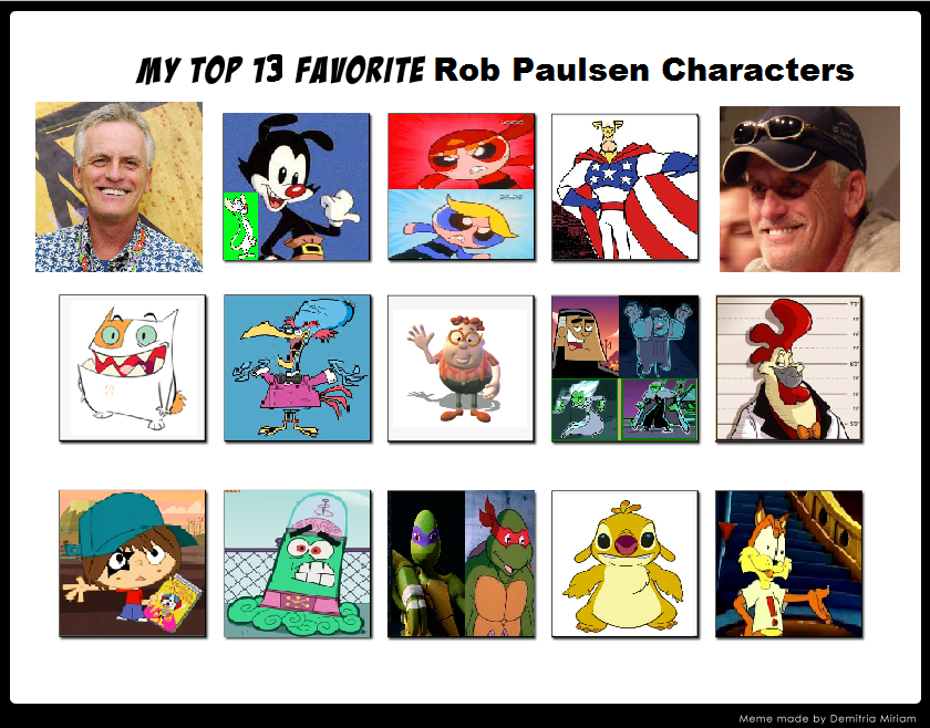 rob paulsen metal gear