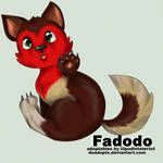 Fadodo Design Contest Entry