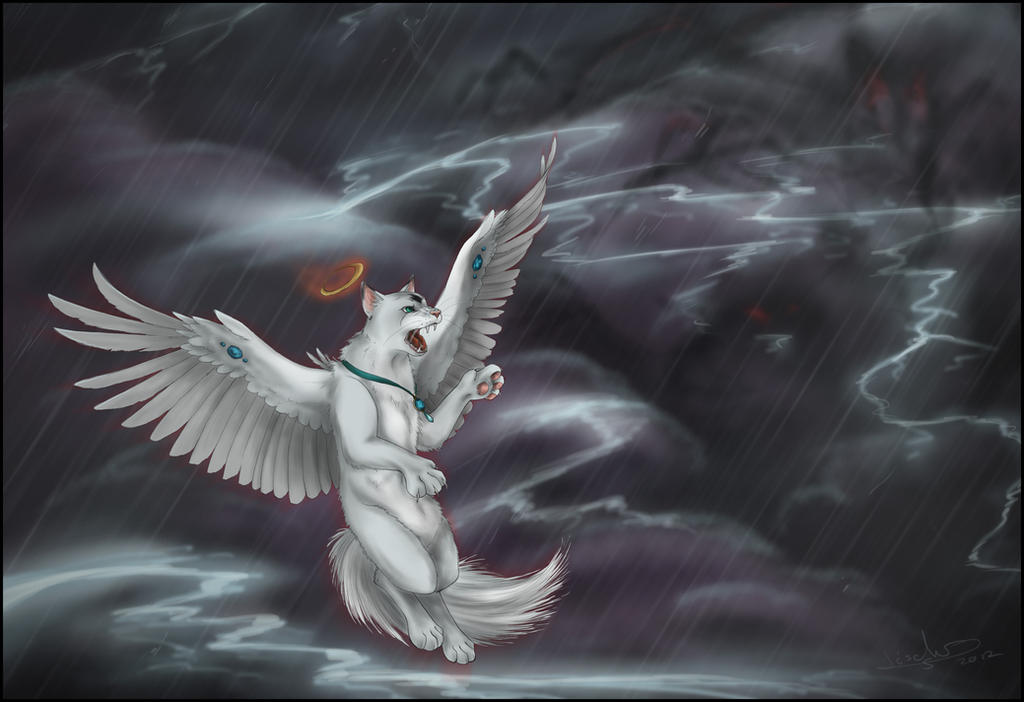 Don't mess with an Angel by Thilil