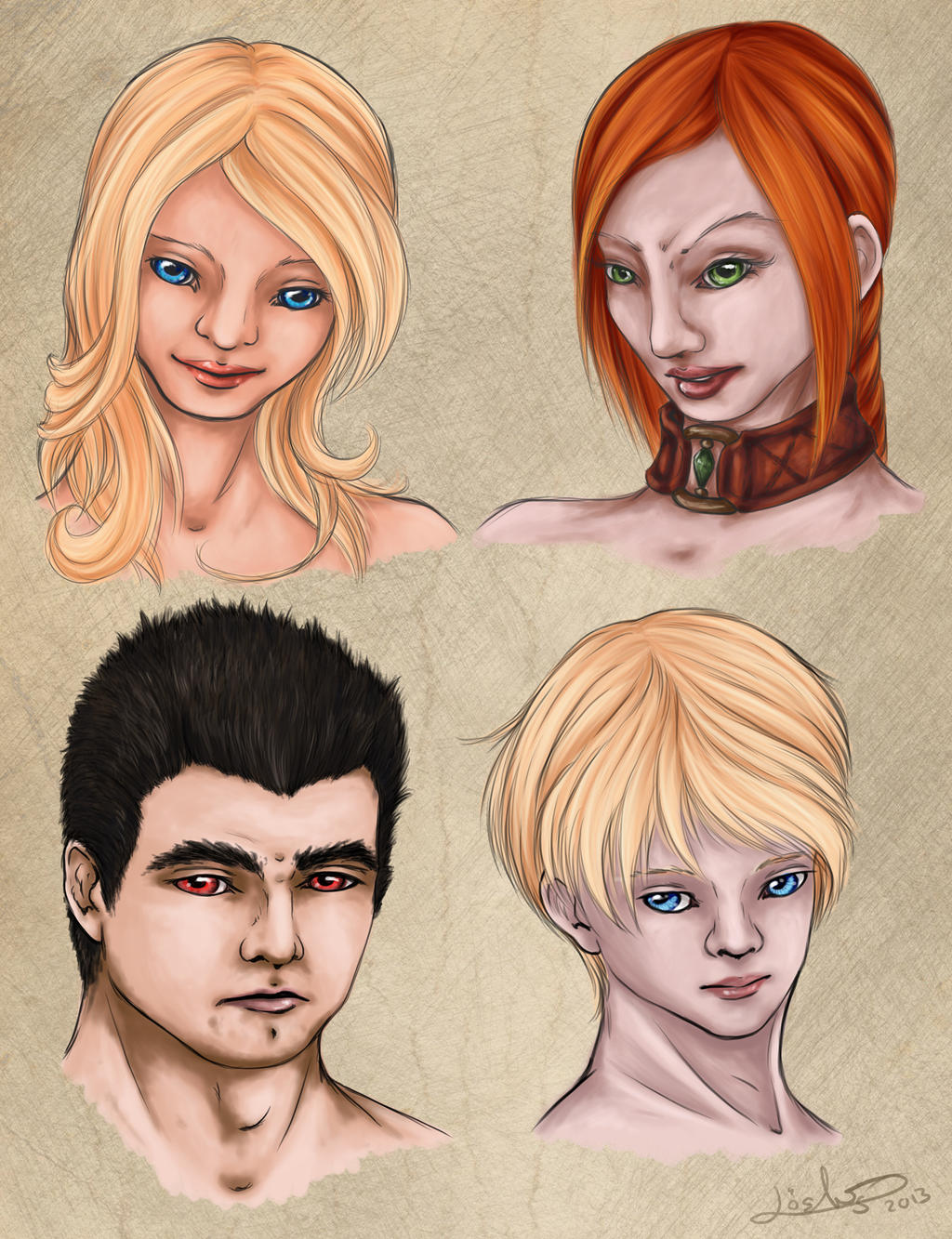 Chronicles of Enchantment Cast