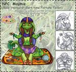 NPC Contest: Maymie