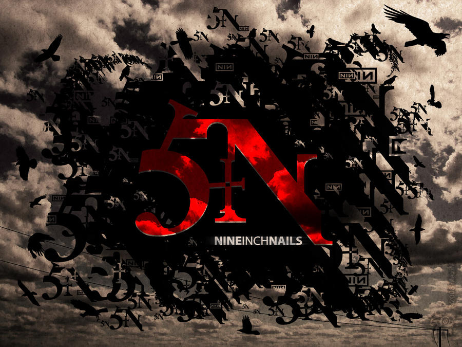 Nine Inch Nails wallpaper no.2 by e-maxim on DeviantArt
