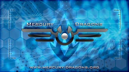 Mercury Dragons Wallpaper HD