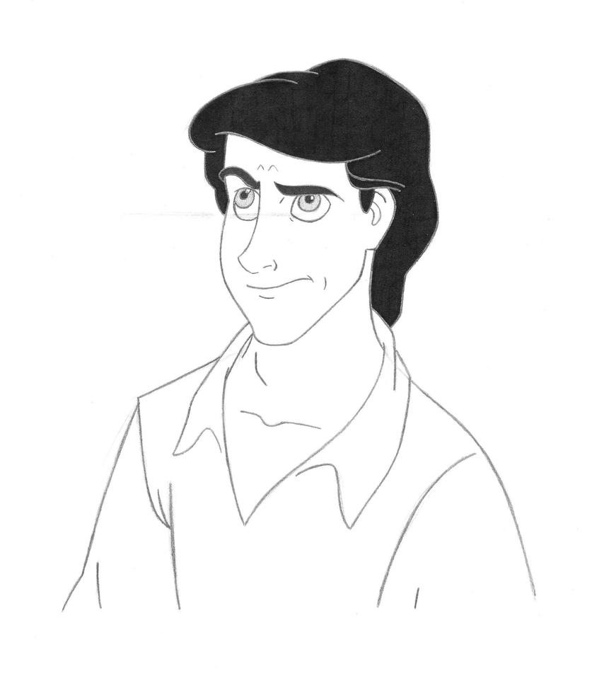 Prince Eric By Sacha31 On DeviantArt