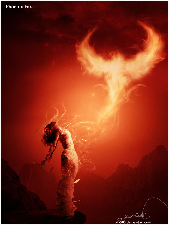 Phoenix Force by da505