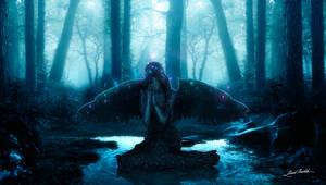 Forgotten Angel by da505