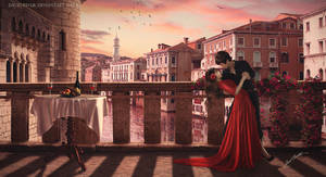Love in Venice by da505