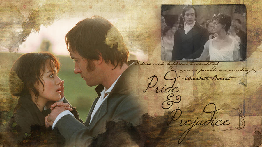 Pride and Prejudice Wallpaper by SimbaHearted on DeviantArt