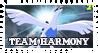 Team Harmony Stamp by KitKat37