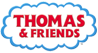 Thomas + Friends Logo Stamp - Small by KitKat37