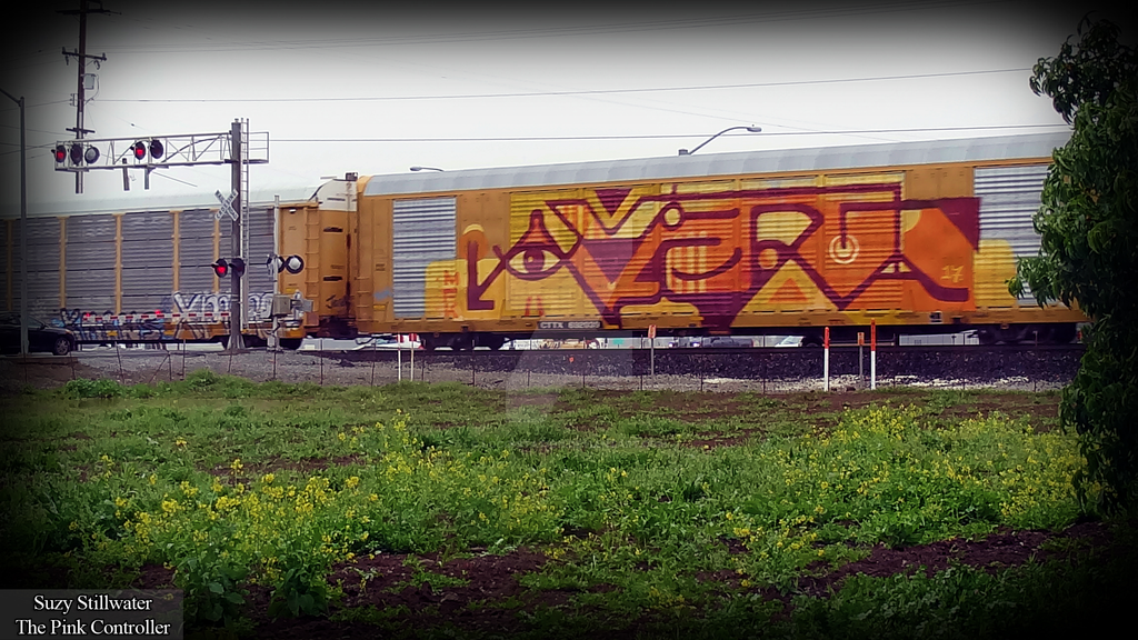 Cool Graffiti by KitKat37