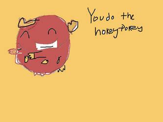 Hokeypokey by Azurilla12
