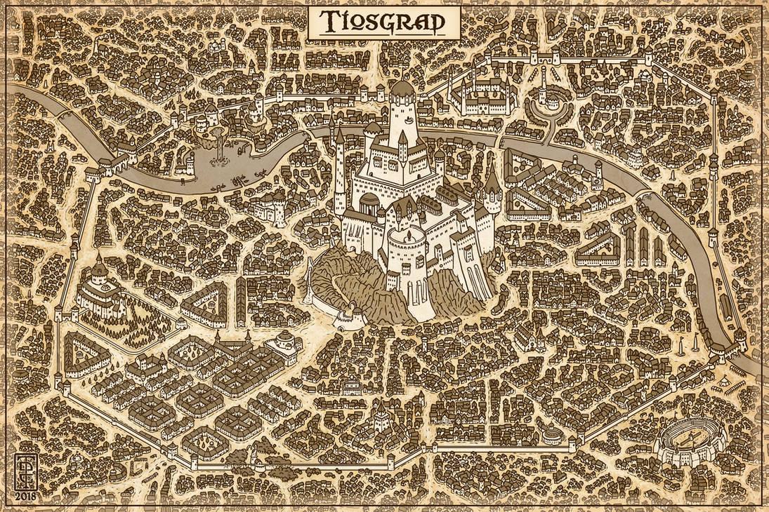 Tiosgrad by TomDigitalGraphics