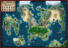 The World of Eochora by TomDigitalGraphics