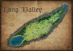 Long Valley Map