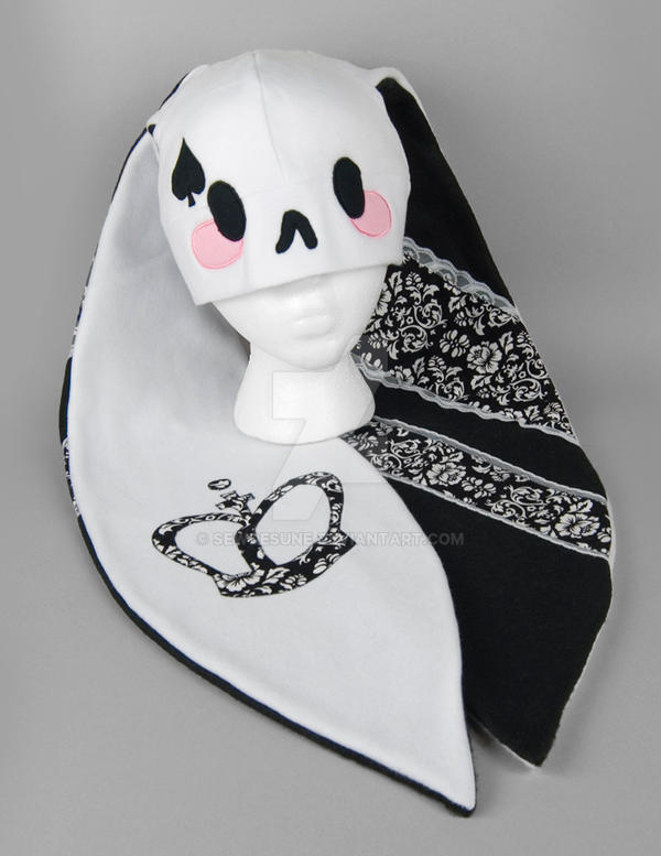 Princess of Spades Hat by SewDesuNe
