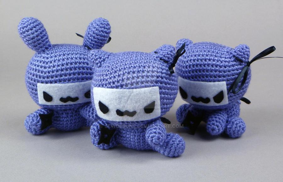 Girly Ninja Squad