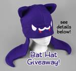 Bat Hat Giveaway -- Closed