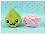 Ginger and Wasabi Plush