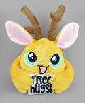 Trill the Puff Monster Plush