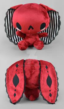 Steampunk Circus Bunny Plush