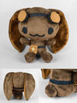 The Engineer - Steampunk Critter Plush
