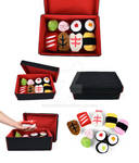 Mini Sushi Plushies and Bento Box