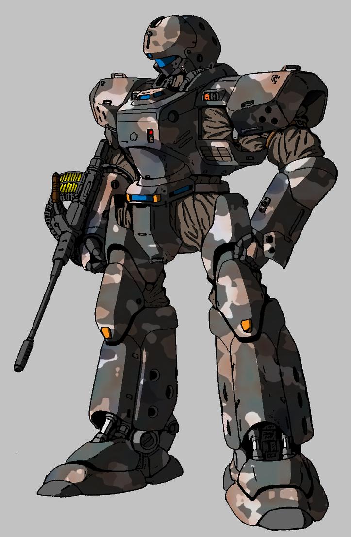 Helldiver recolor 5 by ltla9000311