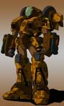 Mospeada-Robotech Ride Armor