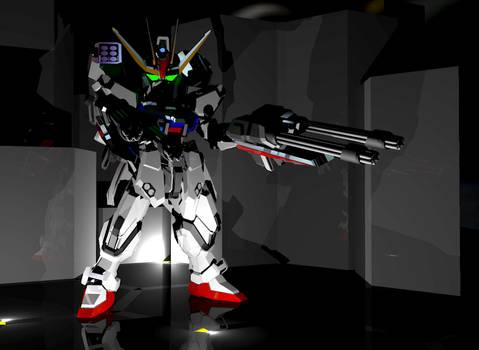 SD Strike Gundam 2a