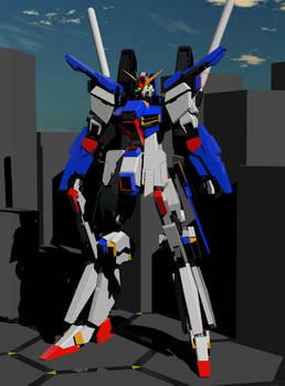 ZZ Gundam 1a