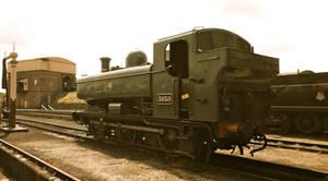 Great Western Railway Pannier Tank