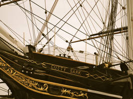 The Last Clipper Ship by SteamRailwayCompany