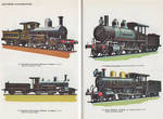 Anglican and American Locos of Japan