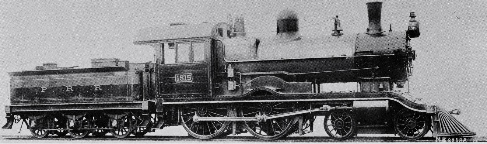 Pennsylvania Railroad 1515 by SteamRailwayCompany on DeviantArt