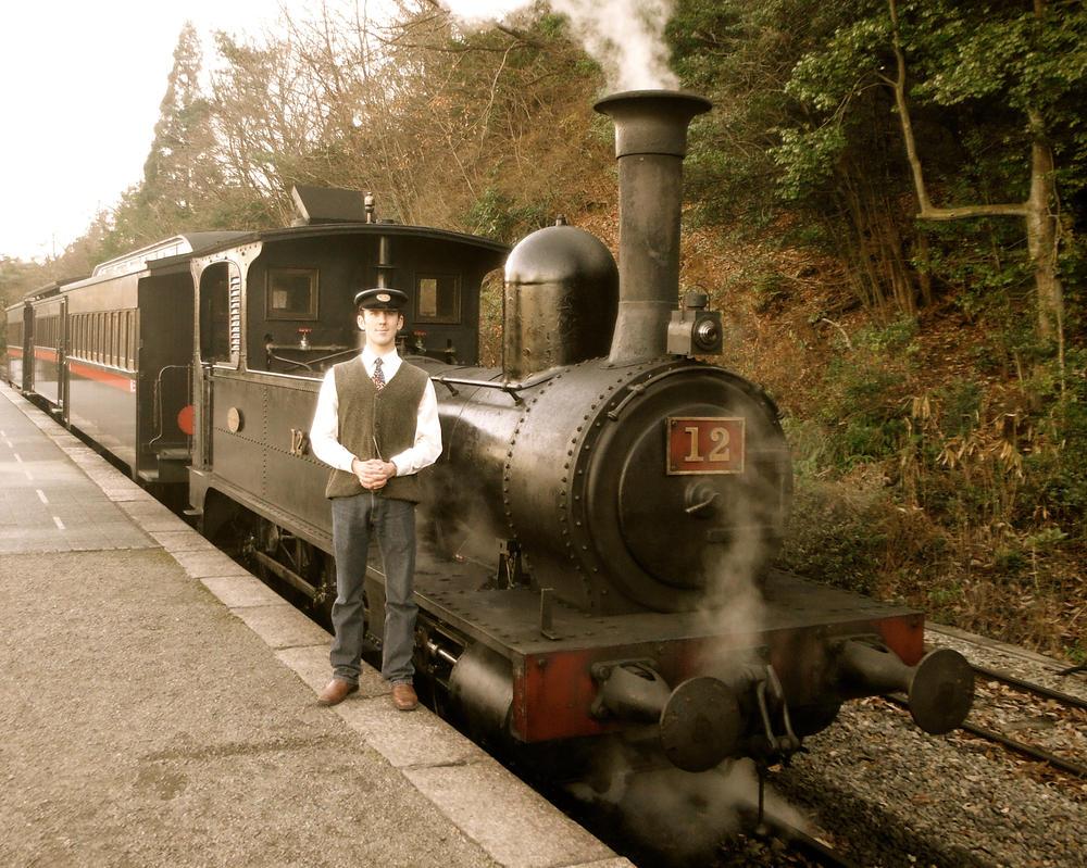 Meiji no Kikanshi by SteamRailwayCompany