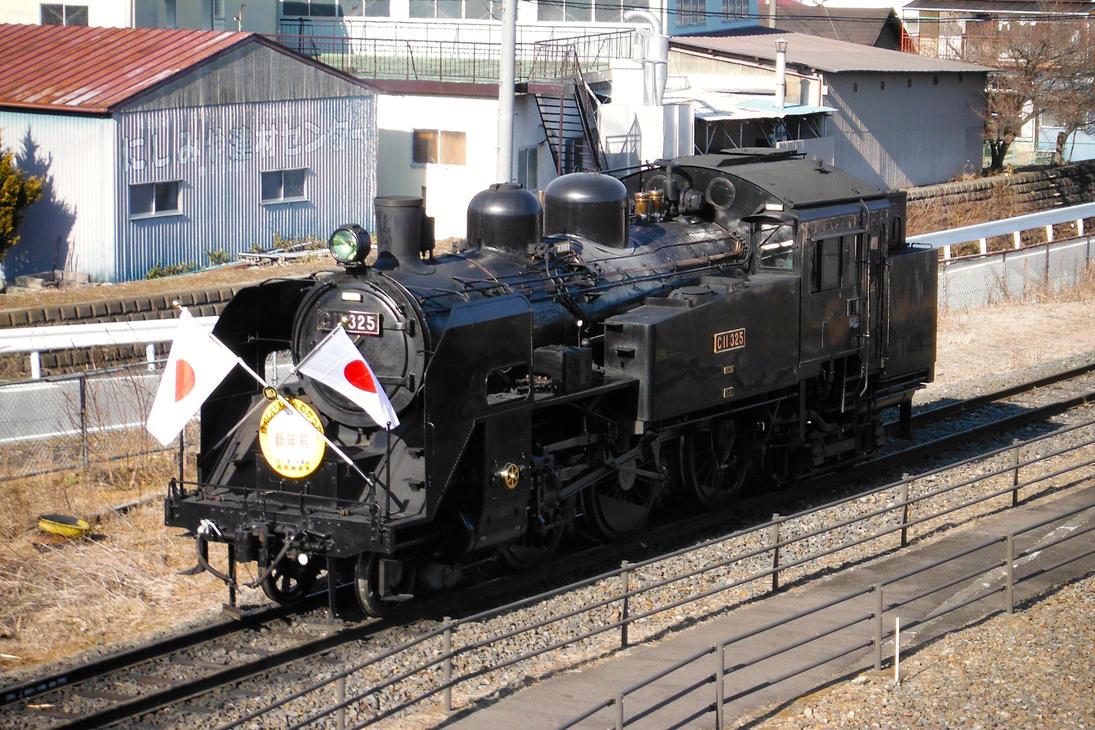 C11 325 by SteamRailwayCompany