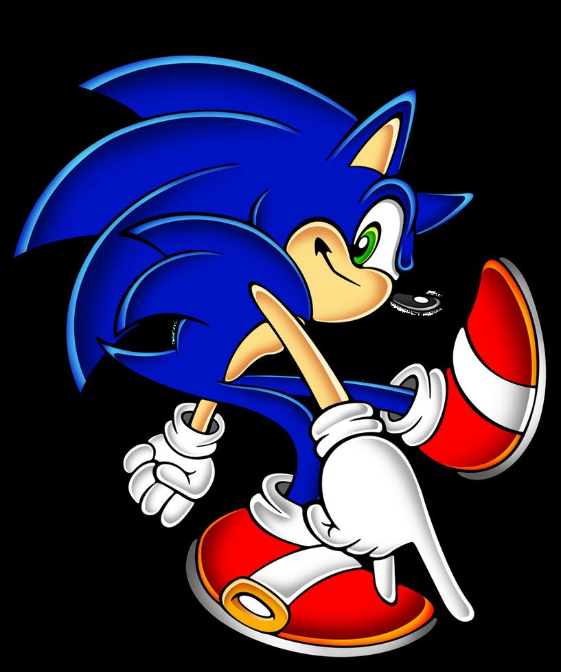 Sonic survivor by megax88