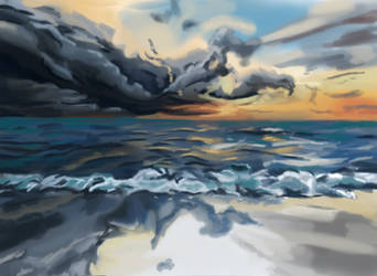 Ocean by Xerovore