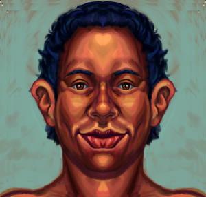 Imagination face sketch 3 23 21