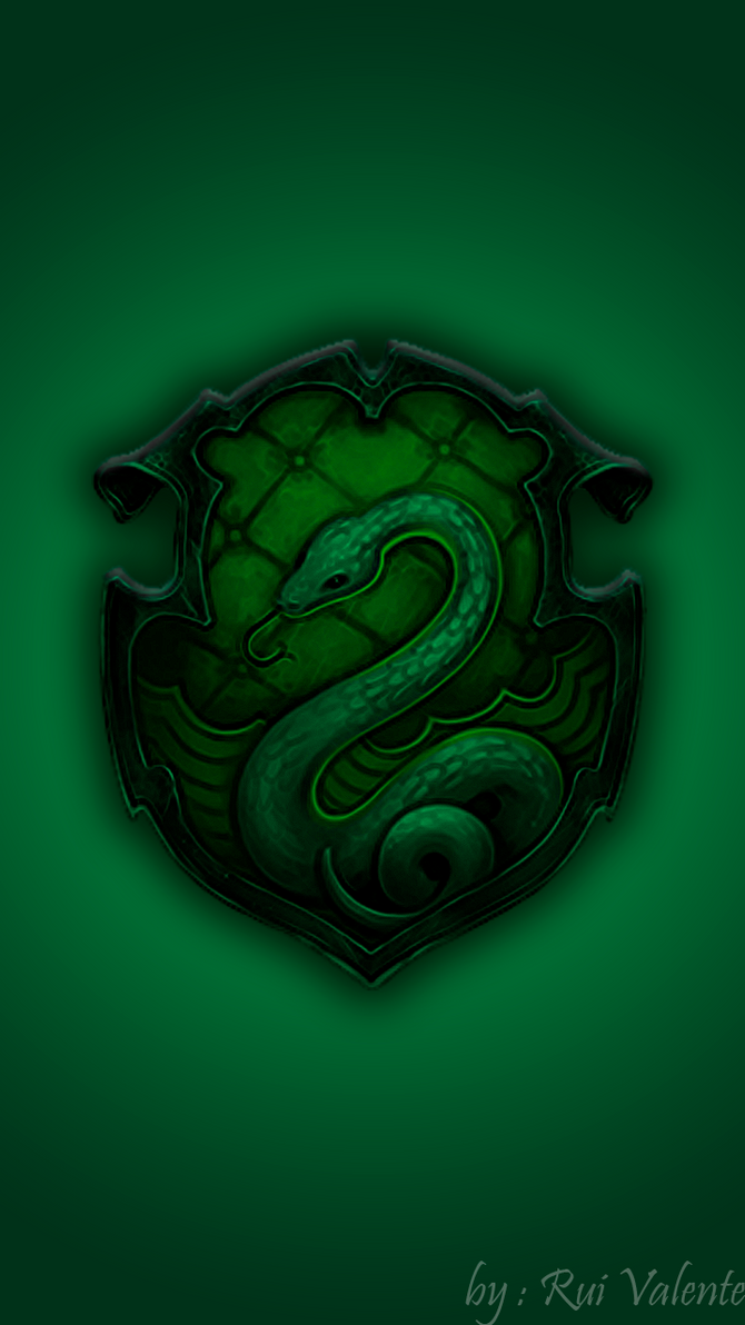 Download Wallpaper Harry Potter Smartphone - slytherin___color_wallpaper_hd_smartphone_by_ruivalente-daw7c6v  Gallery_471340.png