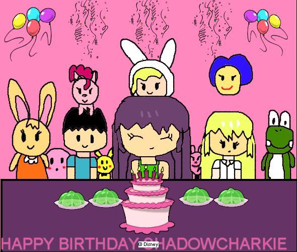 Ascii Birthday Cake Iphone