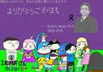 Goodbye Iwata, We Remember You