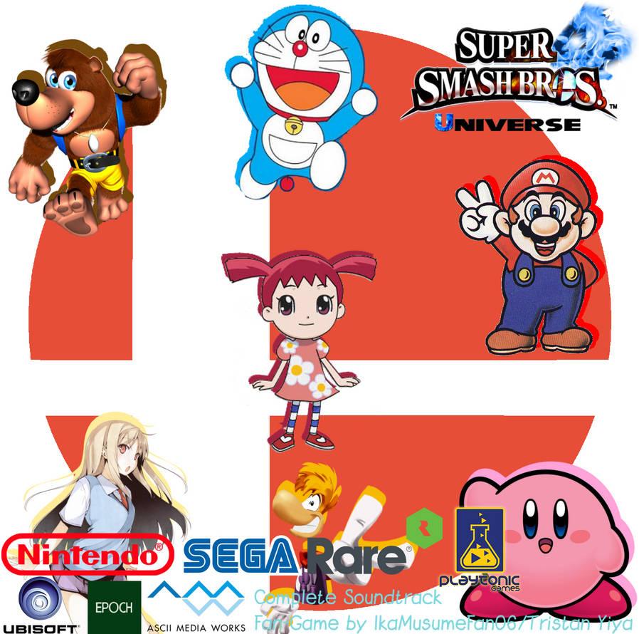 Super Smash Bros Universe Soundtrack Cover by IkaMusumeFan06 on
