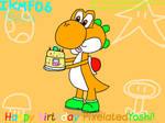 Happy Birthday PixelatedYoshi!